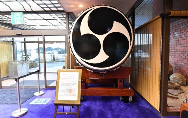 本館 2階廊下